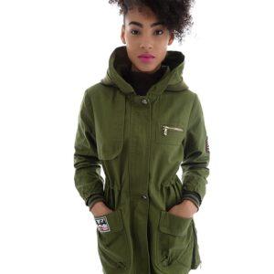 Stylish Military Jacket