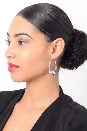 Stylish Hoop Earring