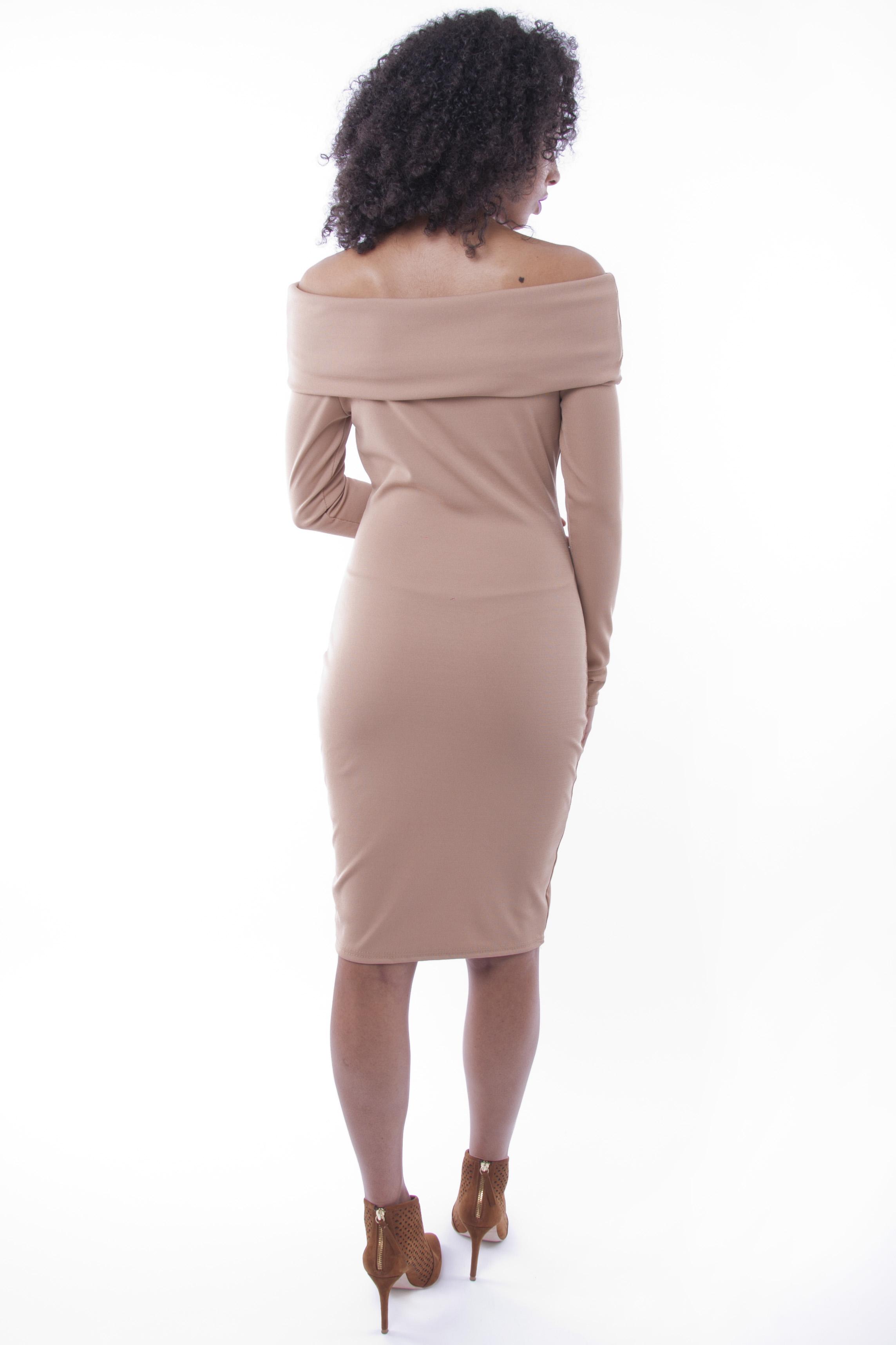 Ladies Cut Out Neck Diamond Floral Print Women/'s Midi Stretch Bodycon Dress 8-14