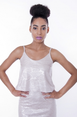 Stylish Cami Strap Dress
