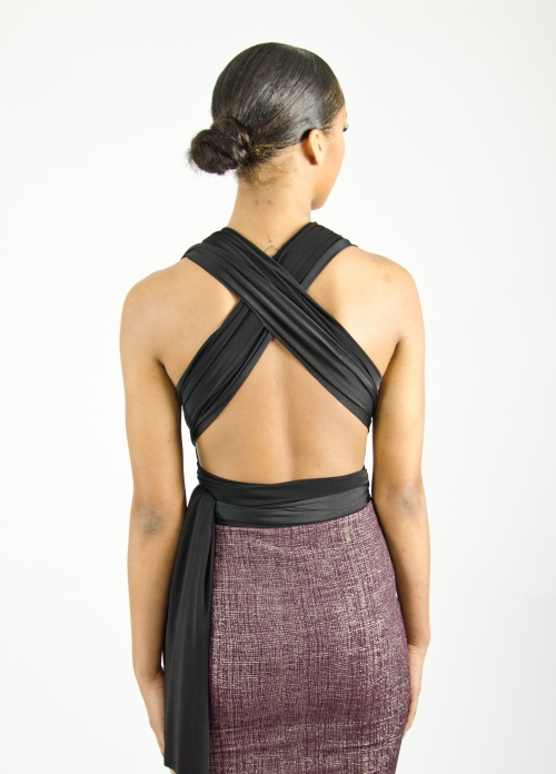 Stylish Tie up Bodysuit
