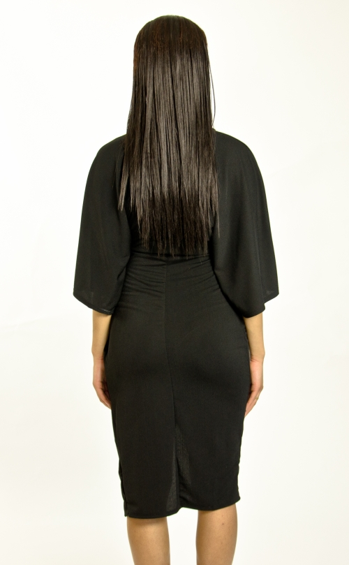 Stylish Kimono Wrap Dress