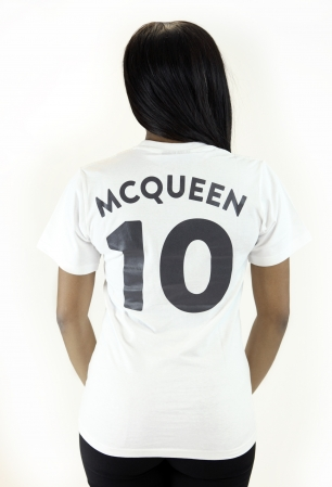 Stylish Mcqueen Hero Heroine T-shirt