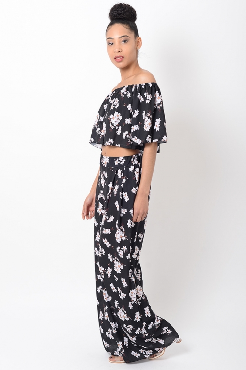 Stylish Floral Co Ord Set