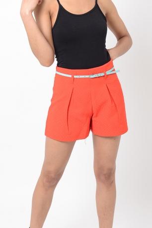Stylish High Waisted Shorts