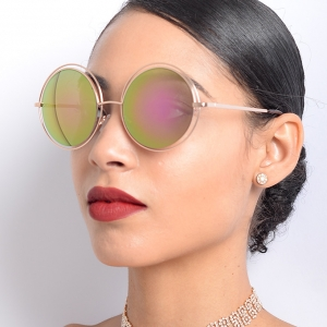 Stylish Mirrored Sunglasses