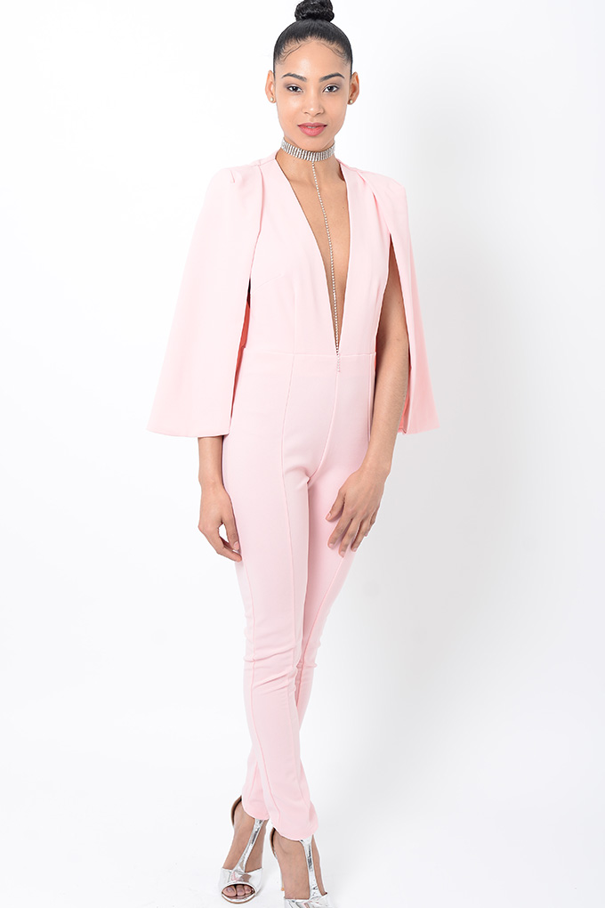 brilliant pink jumpsuit outfits 13