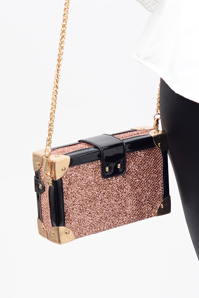 8494e403e938 Loading zoom Source · Stylish Rose Gold Clutch Bag Stylish Handbags Stylish Clutch  Bags