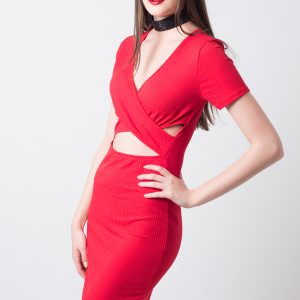 Stylish Multi Way Bodycon Dress