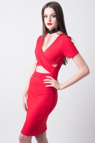 Stylish Multi Way Bodycon Dress