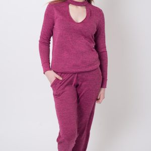 Stylish Two Piece Loungewear Tracksuit