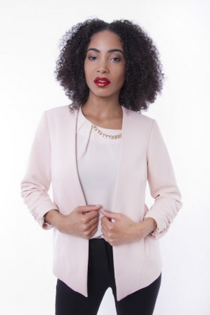 Stylish Tailored Blazer