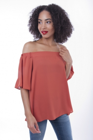 Stylish Off The Shoulder Top