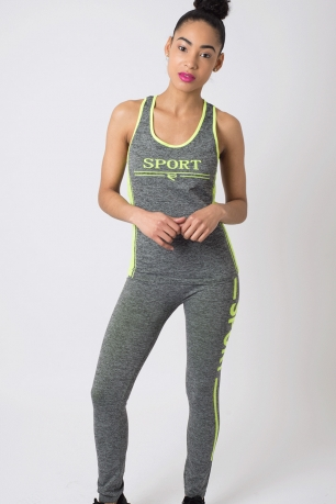 Stylish Active Wear Set