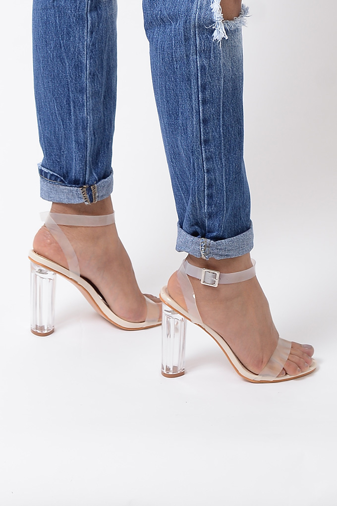 stylish nude high heel sandals stylish shoes high heel. Black Bedroom Furniture Sets. Home Design Ideas