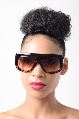 Stylish Brown Sunglasses