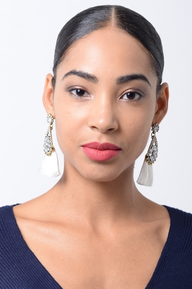 Stylish Tassels Earrings